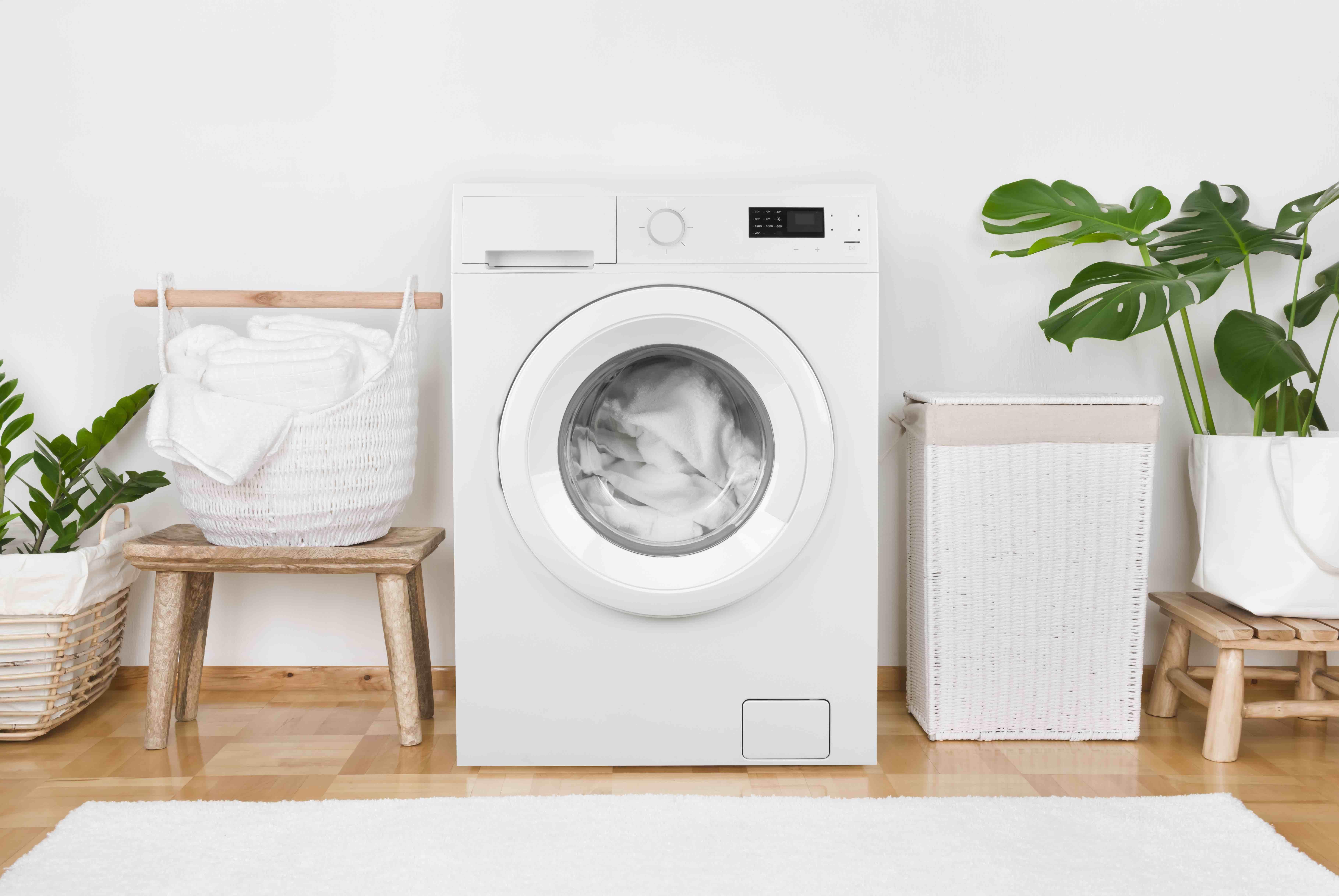 Tvätta handdukar